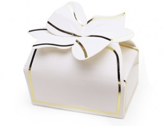 2 piece bow box